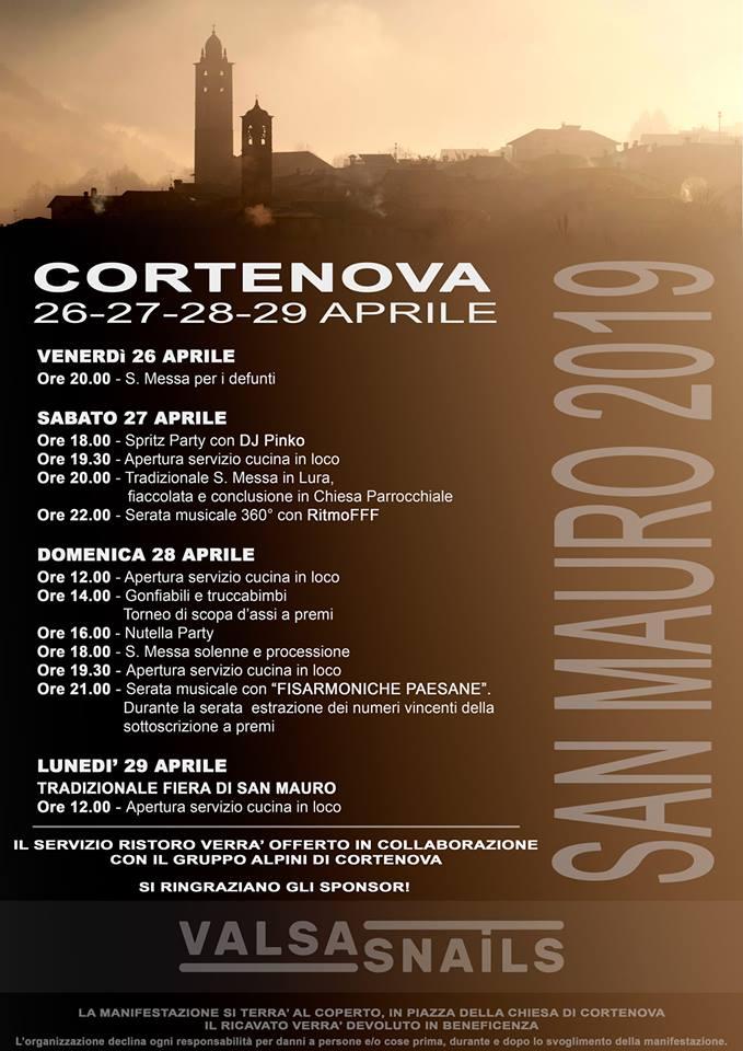 Festa Patronale di San Mauro a Cortenova