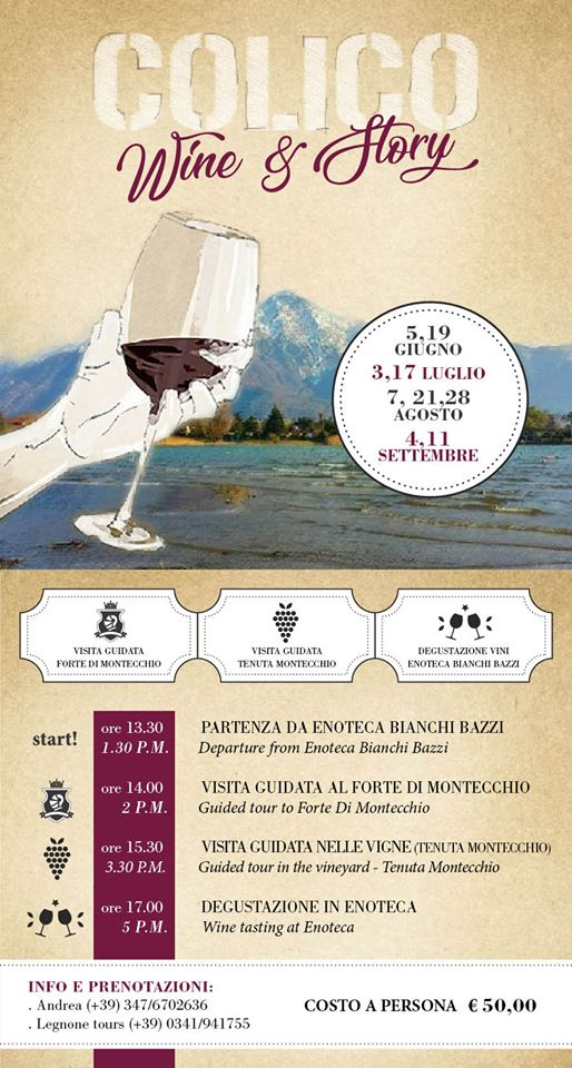 Colico Wine&Story