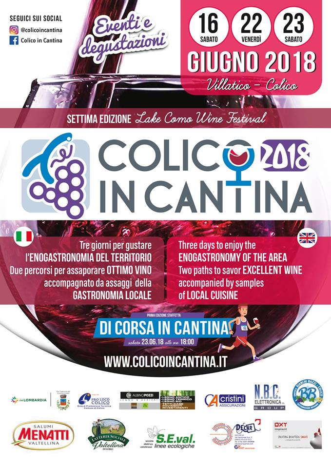 Colico in Cantina