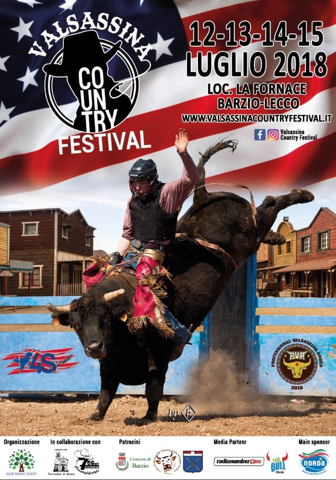 Valsassina Country Festival 2018
