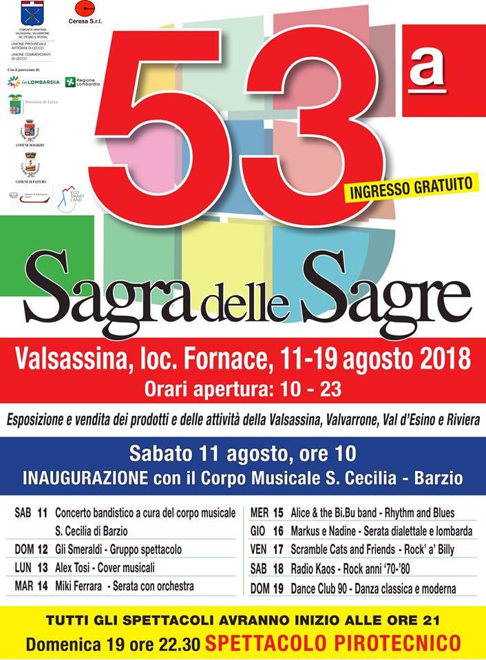 Sagra delle Sagre 53° edizione