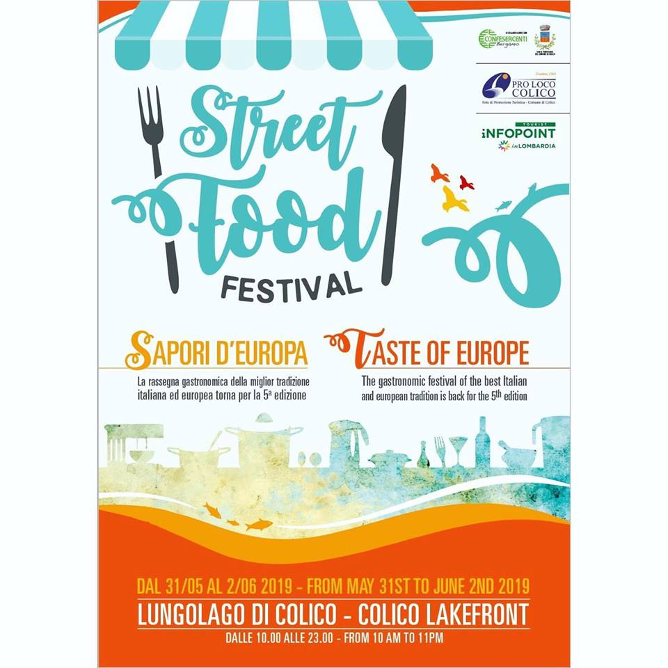 Street Food Festival a Colico