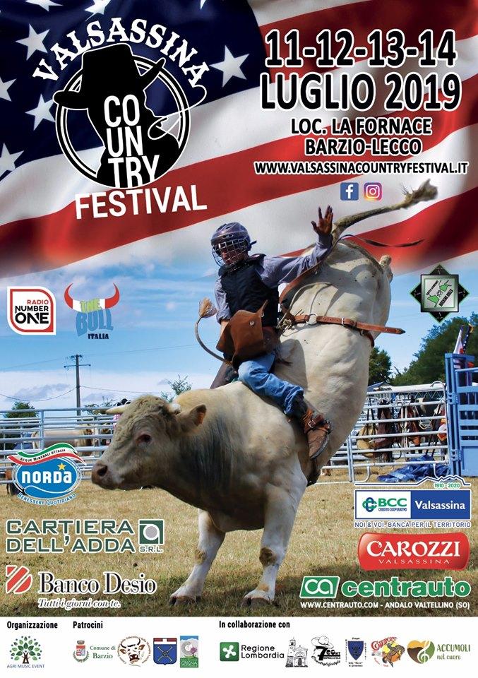 Valsassina Country Festival 2019