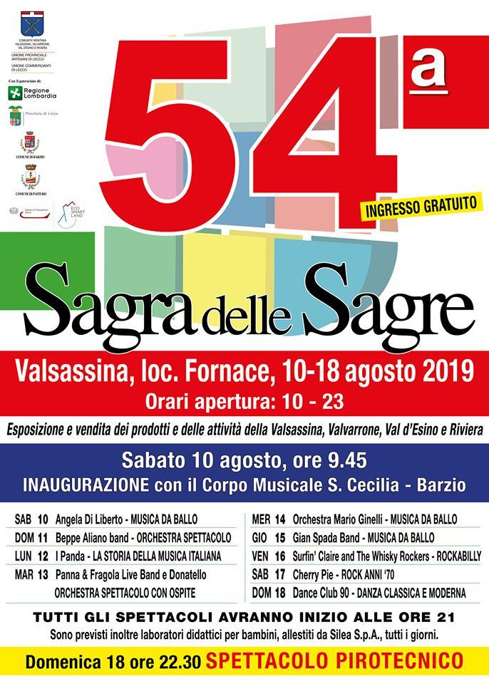 Sagra delle Sagre 54° edizione