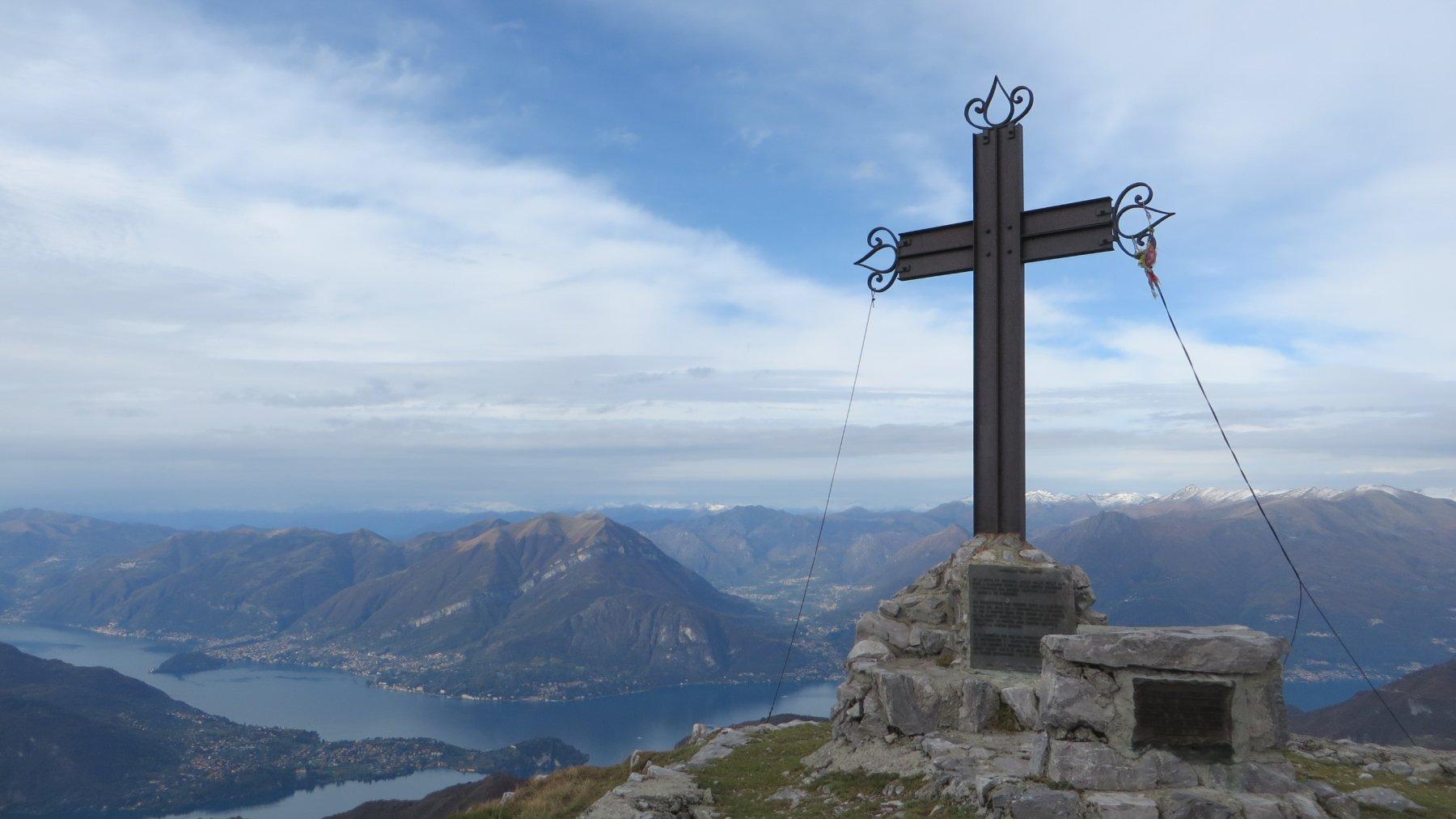 Festa del Monte Croce a Esino Lario