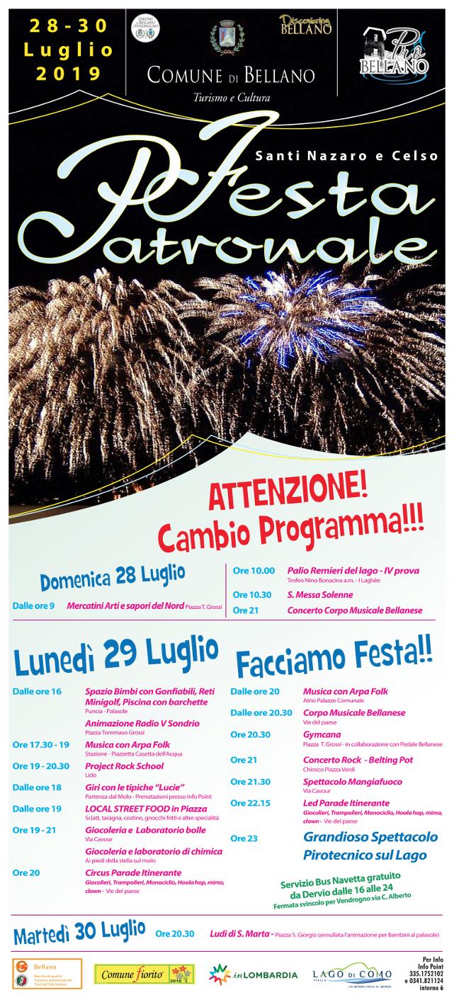 Festa Patronale a Bellano