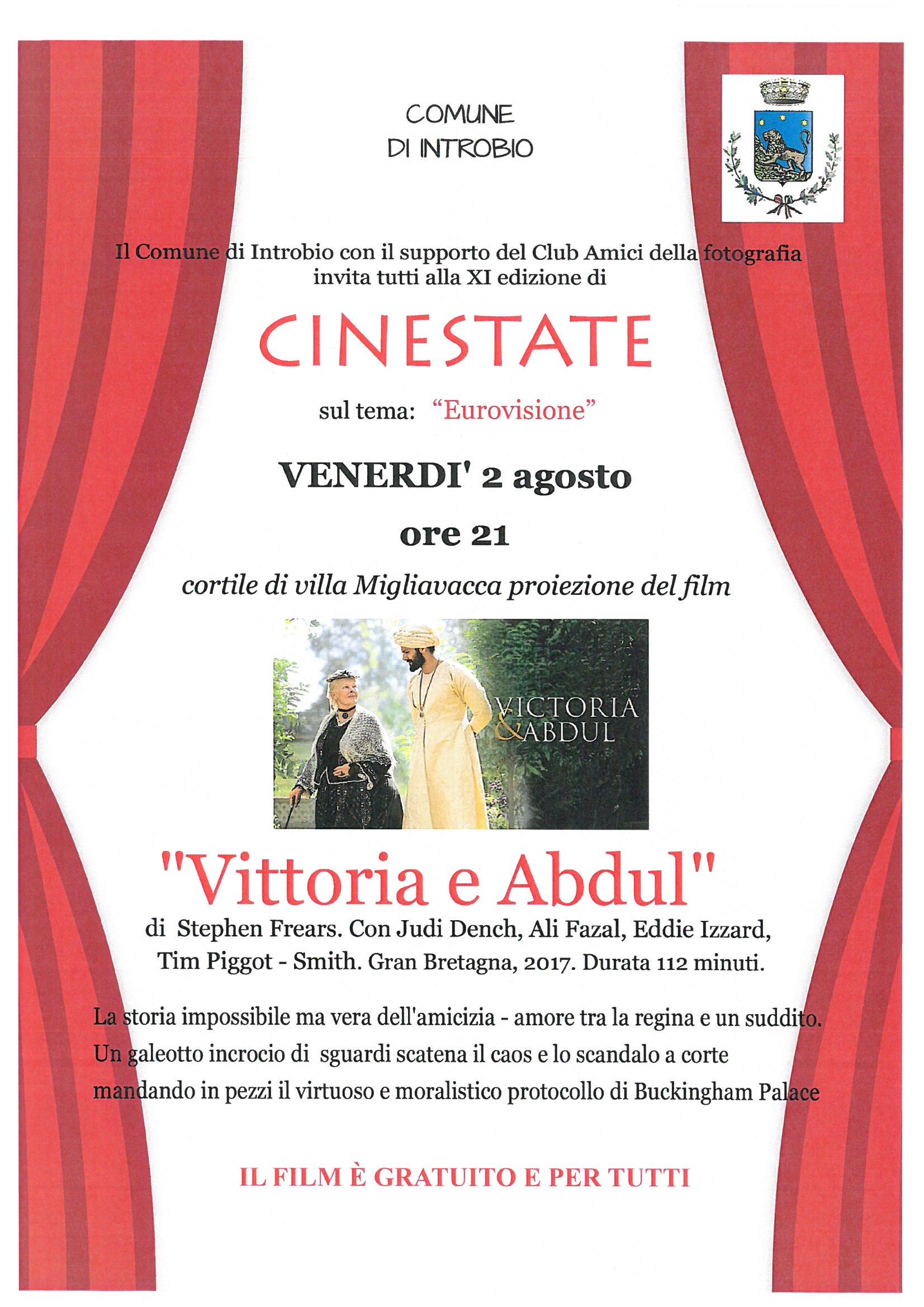 Cinestate a Introbio