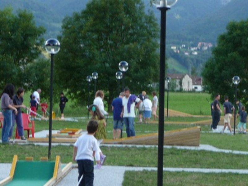 Summer camp – Campo estivo a Pasturo
