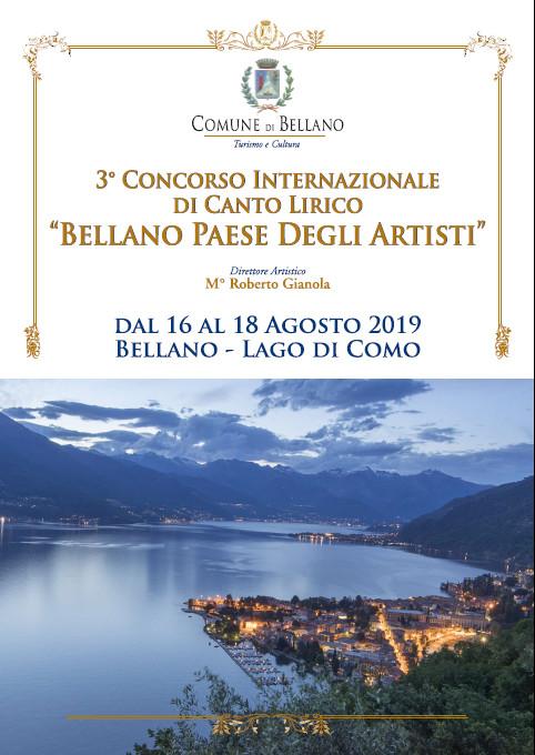 Concorso lirico a Bellano