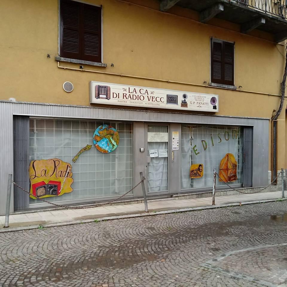 Museo La Cà di Radio Vecc a Bellano