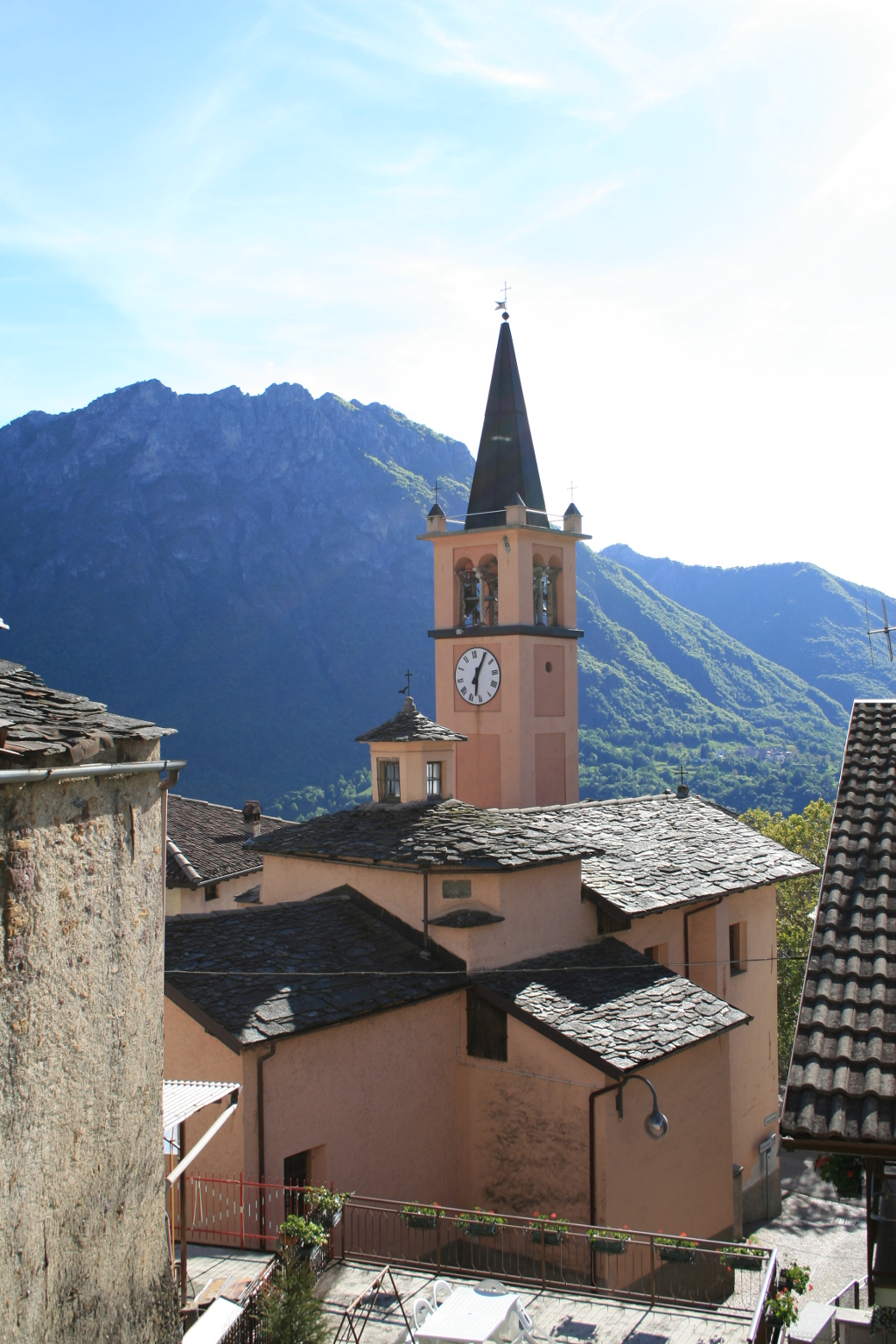 Chiesa di Sant' Antonio Abate a Crandola