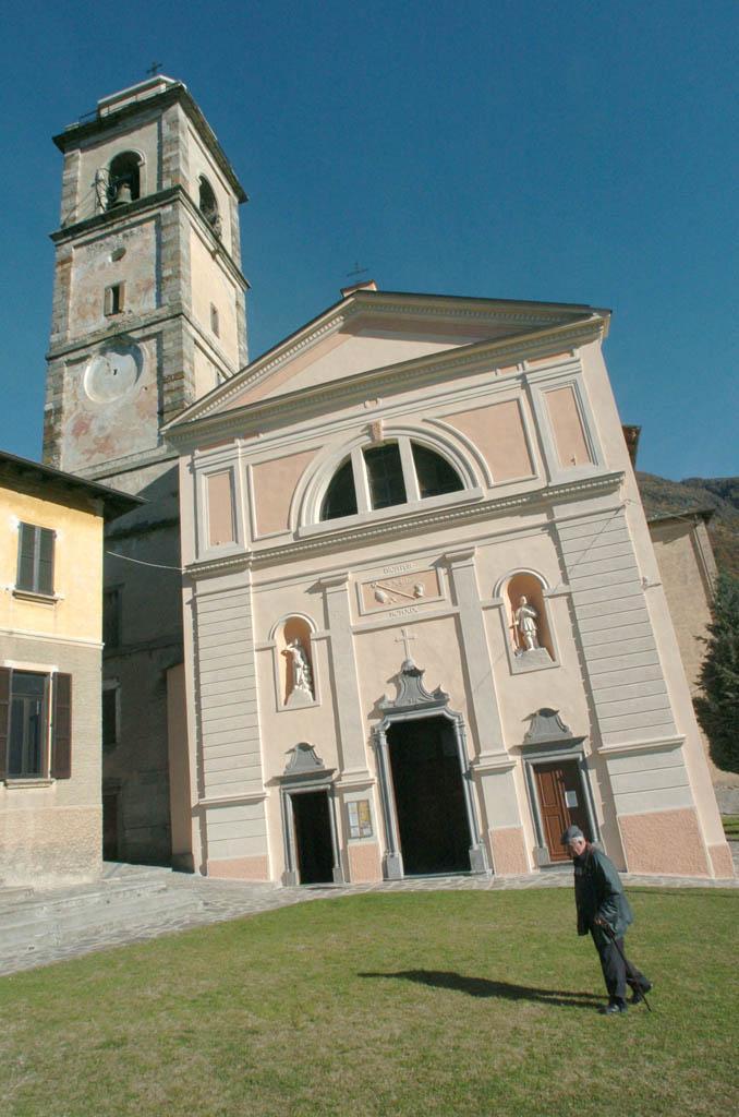 Chiesa di San Martino a Sueglio