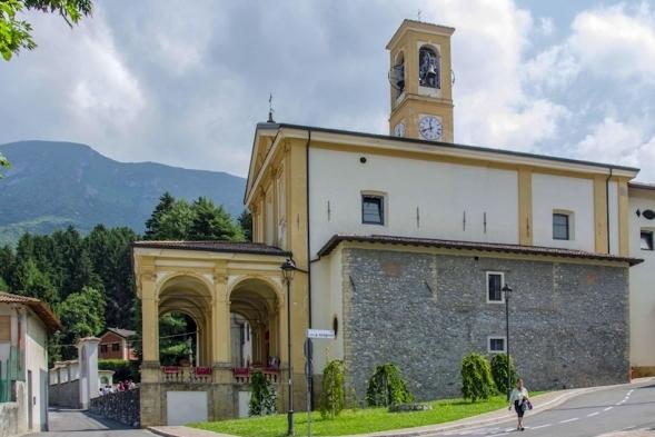 Chiesa di San Giorgio a Cremeno