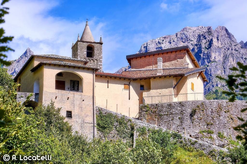 Chiesa di Santa Maria a Mandello