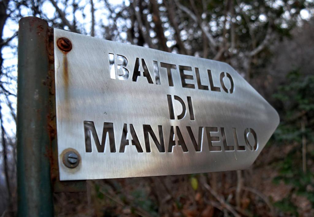 Da Mandello allo Zucco di Manavello