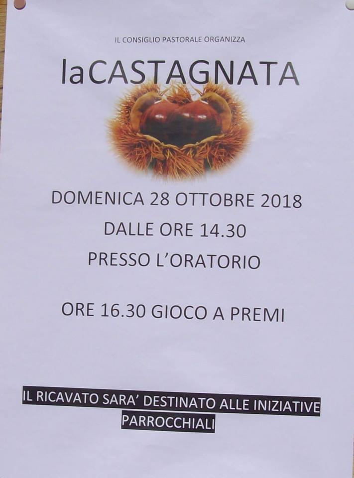 Castagnata a Esino Lario