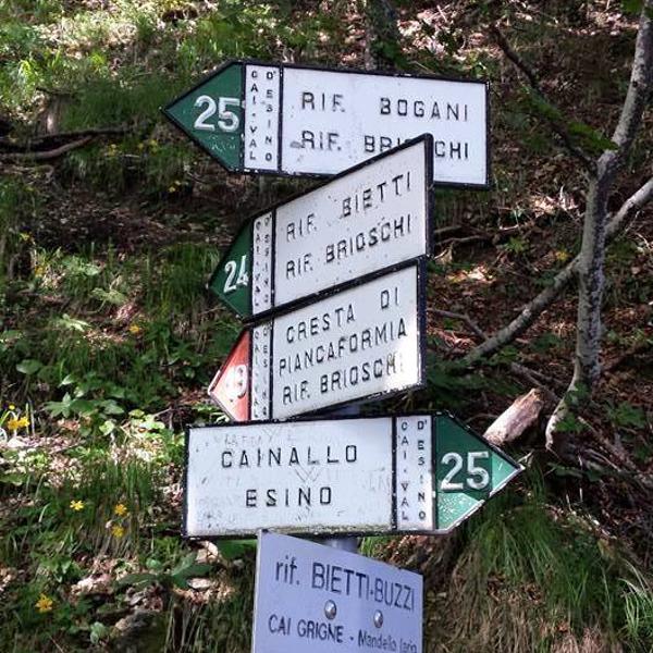 Dal Cainallo alla vetta della Grigna Settentrionale