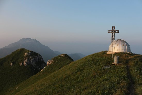 S. Messa al Monte Due Mani