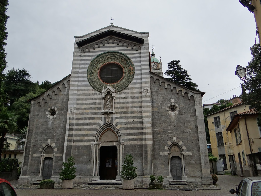 Church of St. Nazaro and Celso in Bellano