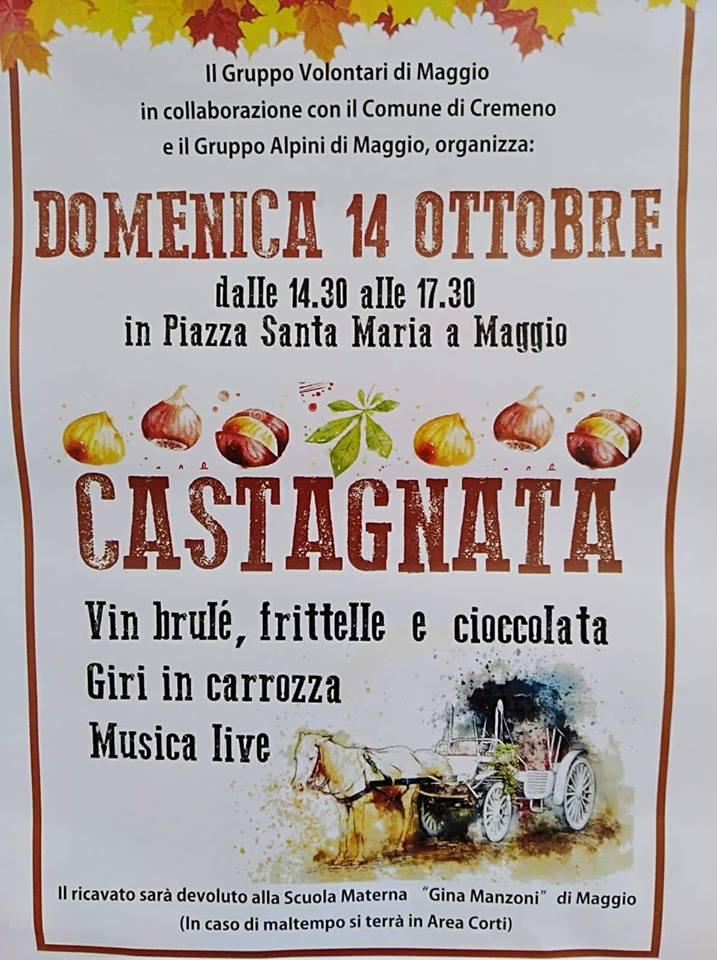 Castagnata a Cremeno