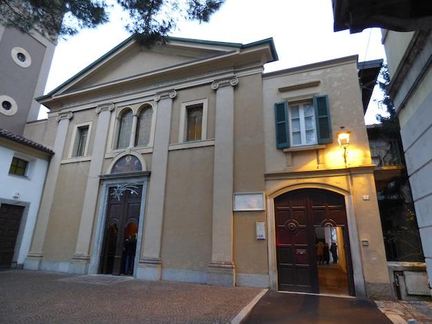 Visita al Convento e alla chiesa SS. Materno e Lucia a Pescarenico