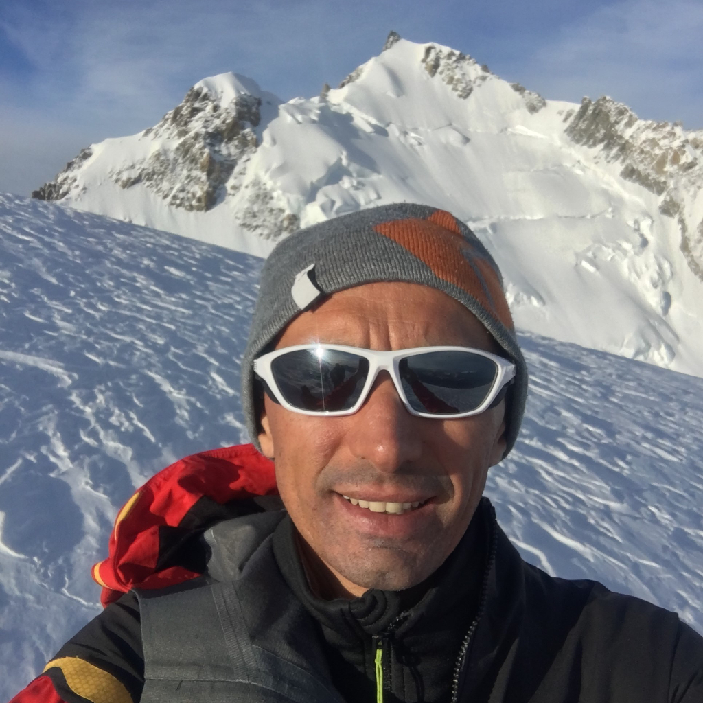 Raffaele Cargasacchi guida alpina