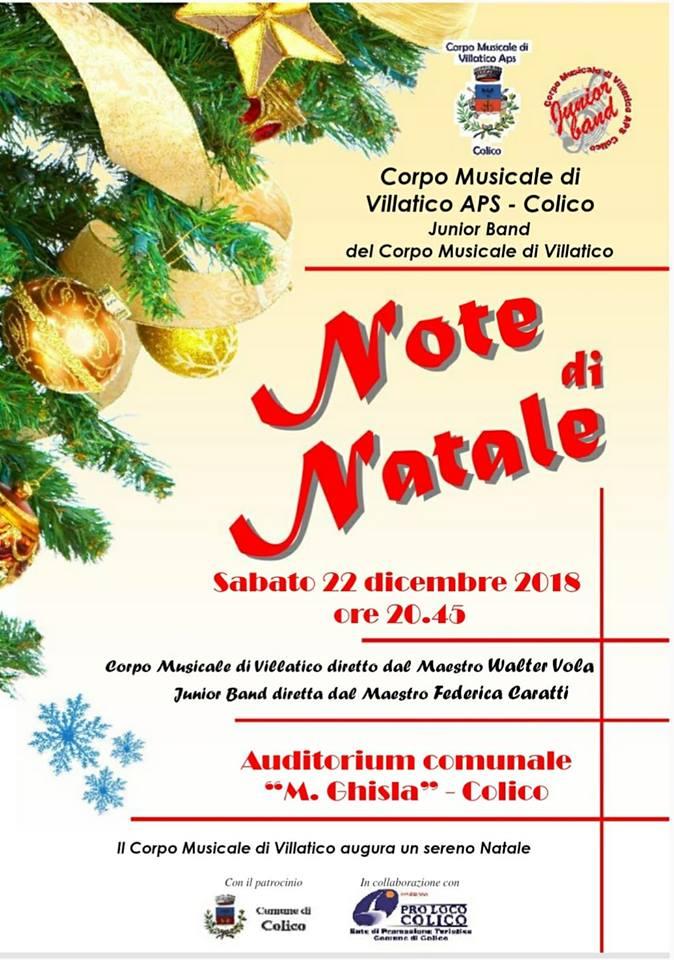Concerto di Natale a Colico