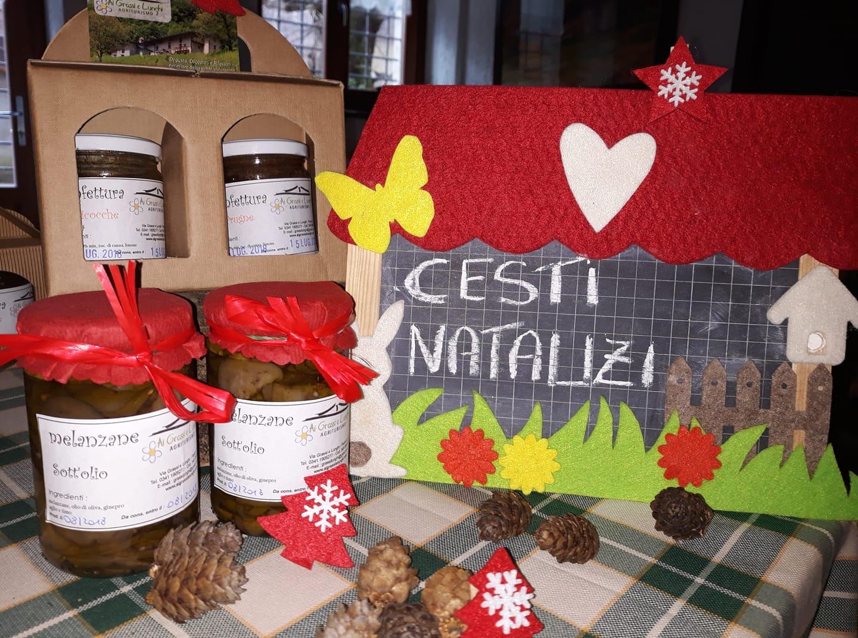 Idee regalo per Natale all' Agriturismo Ai Grassi e Lunghi