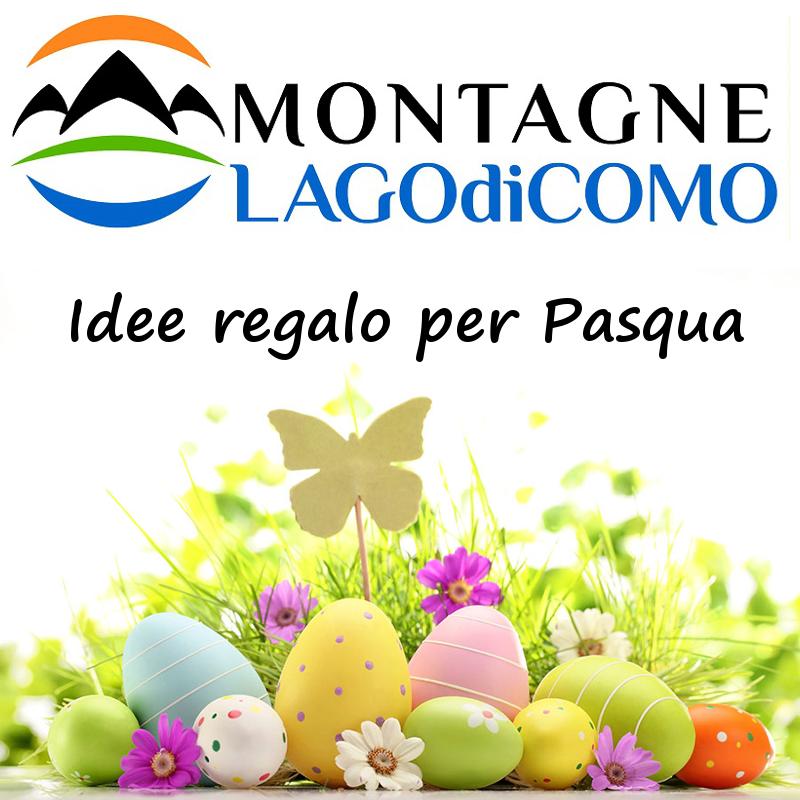 Idee Regalo per Pasqua sulle Montagne del Lago di Como