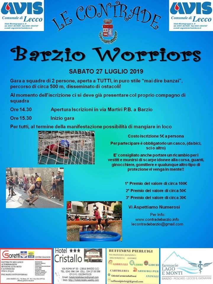 Barzio Worriors