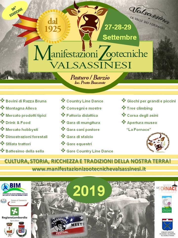 Manifestazioni Zootecniche Valsassinesi