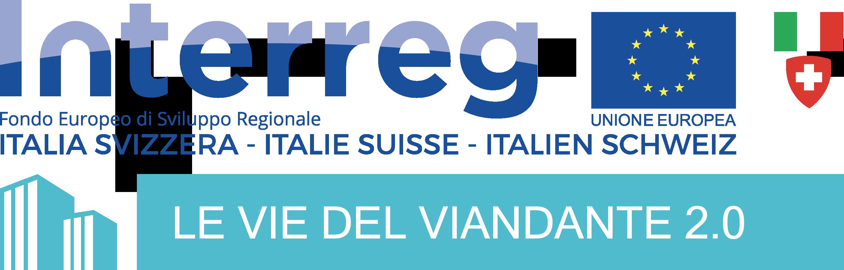 Progetto Interreg LE VIE DEL VIANDANTE 2.0