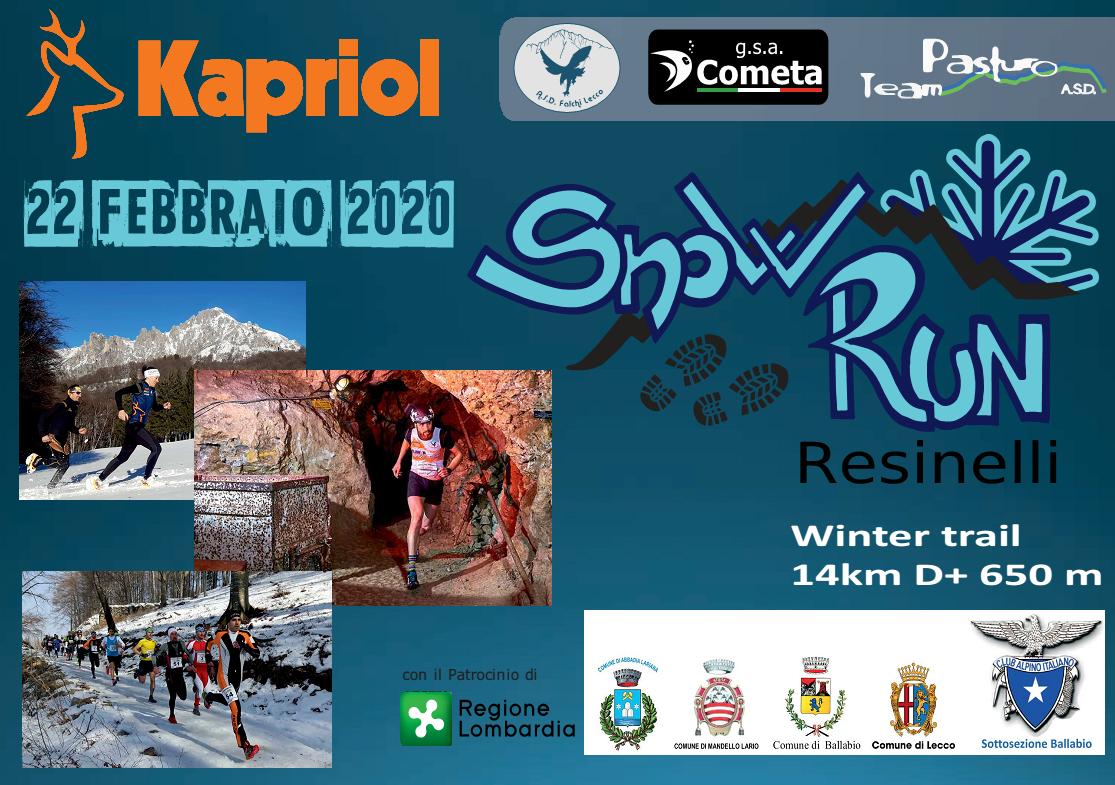 Snow Run Resinelli